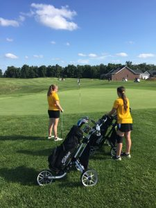 Girls Golf vs. Henryville 8/13/20