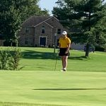 Girls Golf Finish Second at Elk Run