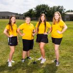 Girls Golf Finish 5th at MSC Tourney