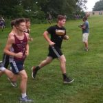 Cross Country Improves at Salem Invitational