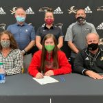 Karena Knight signs with Rend Lake College