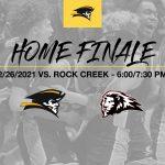 Boys Basketball vs. Rock Creek 2/26/2021