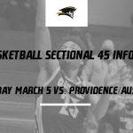 Boys Basketball Sectional 45 Information
