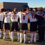 Gilbert Classical Academy High School Boys Varsity Soccer beat Gilbert Christian High School 5-1