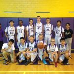 Gilbert Classical Academy Boys Middle School Basketball 8th Grade falls to South Valley Jr High 19-44