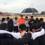 Gilbert Classical Academy High School Boys Varsity Soccer falls to Apache Junction High School 2-3