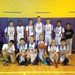Gilbert Classical Academy Boys Middle School Basketball 8th Grade beat Gilbert Jr High 48-37