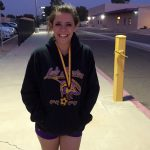 Gilbert Classical Academy High School Coed Varsity Track finishes 8th place