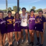 Gilbert Classical Academy High School Coed Varsity Track finishes 6th place