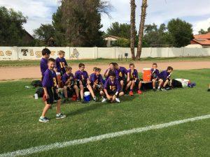 7/8 Flag Football