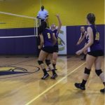 JV Volleyball's Season Comes to a Close