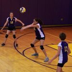 Gilbert Classical Academy Girls 7th/8th Grade Volleyball falls to Greenfield Junior High School 2-0