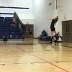 Gilbert Classical Academy High School Girls Varsity Volleyball beat San Tan Foothills High School 3-0