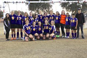 2016-17 Girls Varsity Soccer