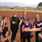 Jr High Softball vs. Highland