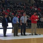 Congrats Coach Cannon – Metro Holiday Tournament Honoree!