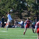 Millard North High School Girls Junior Varsity Soccer beat Westside High School 1-0