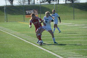 JV Girls Soccer vs Westside 3/25/16