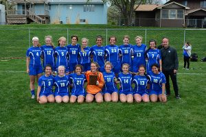 JV Girls Soccer vs Westside – Millard South Invite Finals