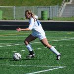 Millard North High School Girls Junior Varsity Soccer falls to Omaha Skutt 1-0