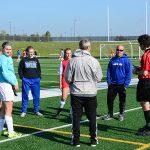 JV Girls Soccer vs Skutt