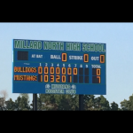 Millard North High School Varsity Softball beat Burke High School 7-0