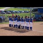 Millard North High School Varsity Softball beat Papillion LaVista High School 1-0