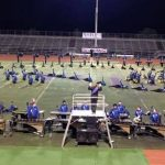 Band Wins Bellevue East Chieftain Invitational