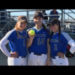 Millard North High School Varsity Softball beat Kearney High School 4-3
