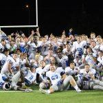 MN Varsity Football postgame pic