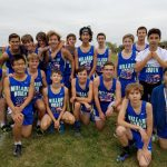 Millard North High School Boys Varsity Cross Country finishes 7th place
