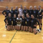 Millard North High School Girls Varsity Volleyball beat Lincoln Southeast High School 3-1