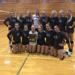 Millard North High School Girls Varsity Volleyball beat Lincoln Southeast High School 3-1