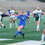 Girls Junior Varsity Soccer beats Bryan 10 – 0