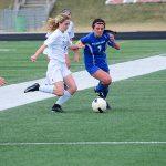 Girls Junior Varsity Soccer falls to Papillion-La Vista South 1 – 0