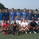 Varsity Tennis wins Papio South Invite