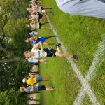 Boys Varsity Cross Country finishes 9th place at Burke Invite