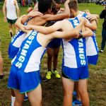 Boys Varsity and JV Cross Country Athletes Set 35 New Personal Records!