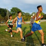 Weather Delay Leads to Fast Times for the Boys Cross Country Team