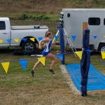 Three Millard North Mustang Girls Place in the Top 20 at the UNK Invite