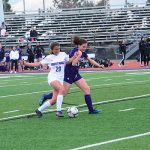 Girls Junior Varsity Soccer beats Burke 12 – 0