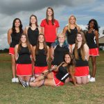 Girls Varsity Tennis Falls to Whitmire 1-5