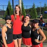 Fox Creek High School Girls Varsity Tennis falls to Batesburg-Leesville High School 1-5