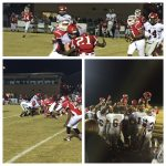 Fox Creek High School Varsity Football beat McCormick High School 44-6