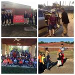 Fox Creek Athletes Give Back to the Community