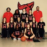 Fox Creek High School Girls Varsity Basketball falls to Westminster Schools of Augusta 16-68
