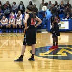 Fox Creek High School Girls Varsity Basketball beat Whitmire High School 34-28