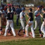 Fox Creek High School Varsity Baseball beat Strom Thurmond High School 9-8