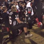 Fox Creek High School Varsity Football beat Chesnee High School 54-33 in Playoff Opener
