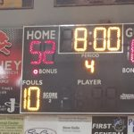 Fox Creek High School Boys Varsity Basketball beat Augusta Christian School 60-52